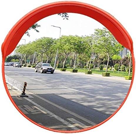 カーブミラー HD凸面鏡60センチメートルガレージミラー80センチメートル交差点ミラー100センチメートルミラー安全屋外ブラインドスポット補助駐車場、取付金具を送ります RGJ5-16 (Size : 300mm)