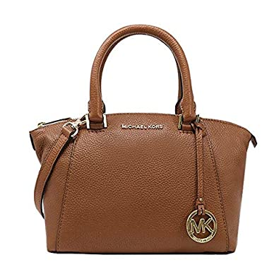450e05157cd8 Amazon.com: Michael Kors Riley Small Satchel Bag Leather Luggage  (35S8GRLS1L): Shoes