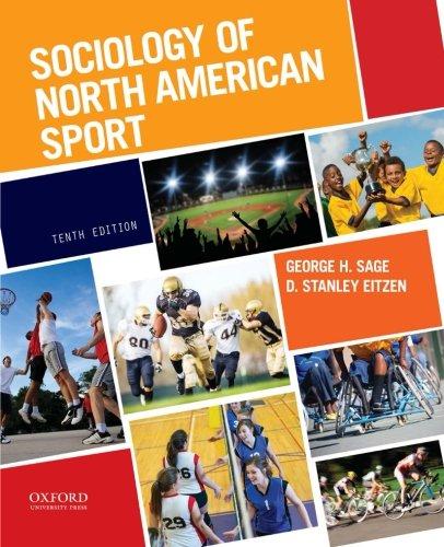 Download Sociology of North American Sport pdf epub