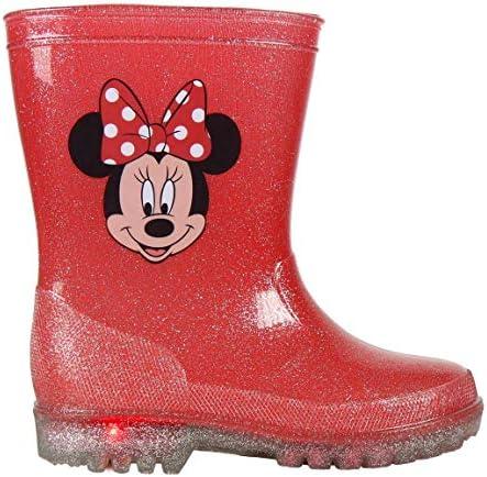 Botas de Agua con Luces de Minnie Mouse 30