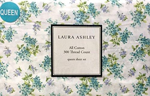 Laura Ashley Flower Sprig Queen Sheet Set - Laura Ashley Kids Bedding
