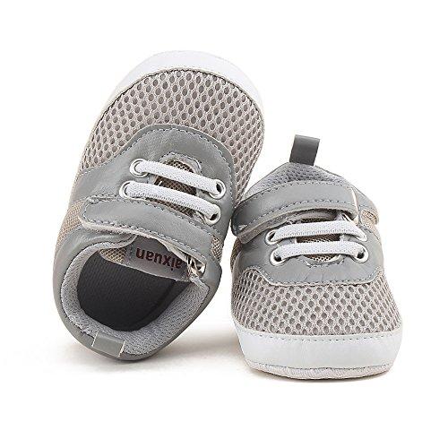Pictures of OOSAKU Baby Breathable Mesh Shoes Hook & Loop 3