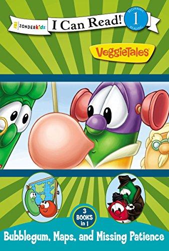 Bubblegum, Maps, and Missing Patience (I Can Read! / Big Idea Books / VeggieTales)