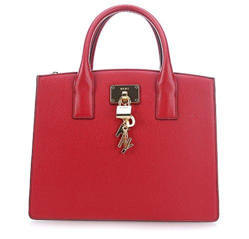 DKNY Elissa Borsa a mano rosso