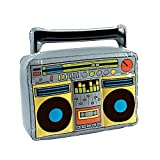 Arts & Crafts : Fun Express Inflatable Boom Box, 18""