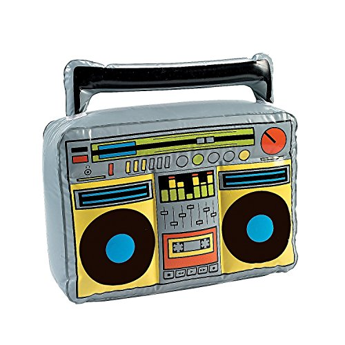 Fun Express Inflatable Boom Box,