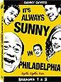 It's Always Sunny in Philadelphia: Seasons 1&2 [DVD]
