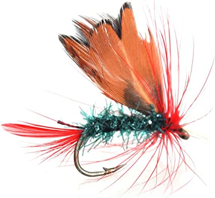 32pcs Fishing Lure Butter fly Insects Salmon Flies Fly Lures Fishing Dry Tr P2U9