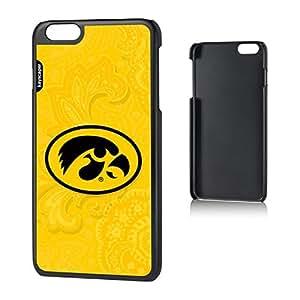 Iowa Hawkeyes iphone 4s ( inch) Slim Case Paisley NCAA