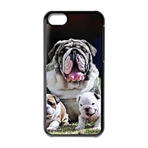 New Design Durable Back Cover Case for Iphone 5C Phone Case - Animals Dog HX-MI-997496