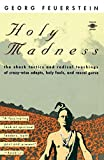 img - for Holy Madness: The Shock Tactics and Radical Teachings of Crazy-Wise Adepts, Holy Fools and Rascal Gurus book / textbook / text book