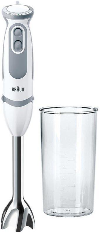 Braun Minipimer 5 MQ5000 Soup - Batidora de mano, 750 w potencia ...