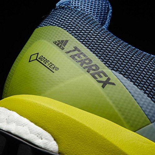 adidas Terrex Agravic Gtx, Chaussures de Randonnée Homme, Bleu (Blu Azubas/Negbas/Limuni), 44 EU