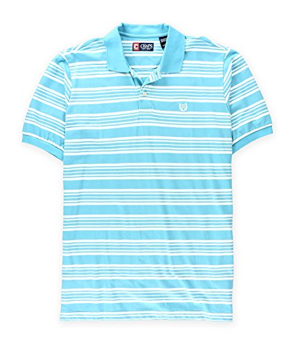 Chaps Striped Polo - 1