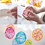 Homder Embroidery Thread Friendship Bracelet String - 100 Skeins Premium Rainbow Color Embroidery Floss, Crafts Floss, 100%Cotton