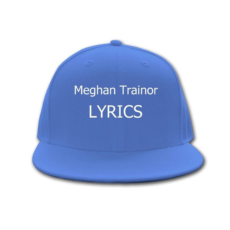 Nice Cotton Men Women Sun Hat Meghan Trainor The Untouchable Tour Adjustable Hip-hop Cap