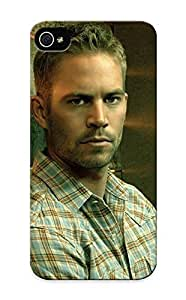 Iphone 5/5s Case Slim [ultra Fit] Men Actors Paul Walker Protective Case Cover(best Gift Choice For Friends) by lolosakes