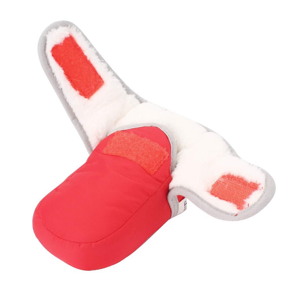 Spot On Girls Butterfly Boot Slippers X2030