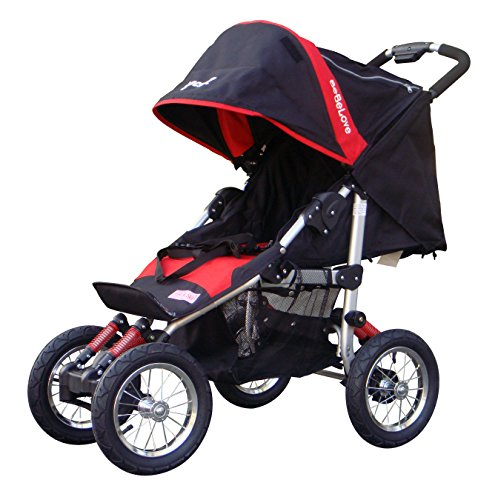 Bebelove Usa Jogging Stroller - 3