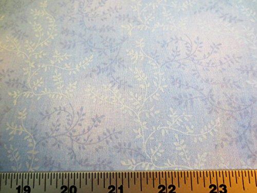 quilt fabric blue - 8