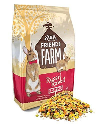 (Supreme Petfoods Russel Rabbit Tasty Mix,)