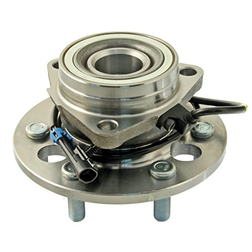 - ACDelco 515024 Advantage Front Wheel Hub and Bearing Assembly with Wheel Speed Sensor and Wheel Studs
