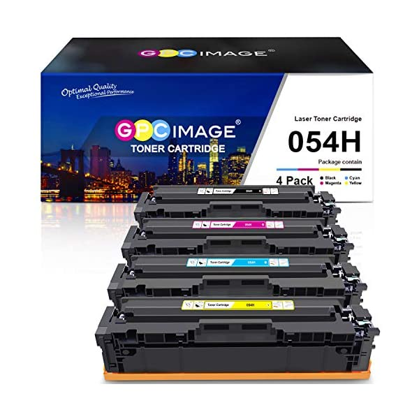 Canon color toner cartridges by GPC