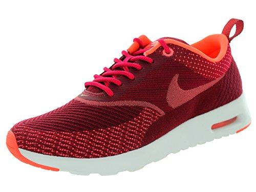 fashionable online fake cheap online Nike Women's Nike Air Max Thea Jcrd Fchs Frc/Brght Mng/Dp Grnt/Smm Running Shoe 10 Women US 8MH94u83b