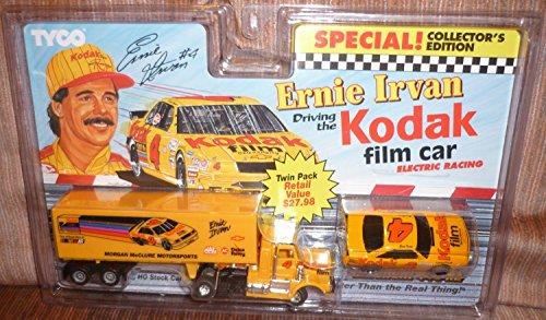 Price comparison product image #9033 Tyco Electric Racing Nascar Magnum 440-X2 Nascar Ernie Irvan Kodak Slot Cars