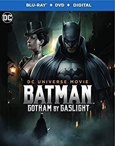 DCU: Batman: Gotham By Gaslight (Blu-ray) at Gotham City Store