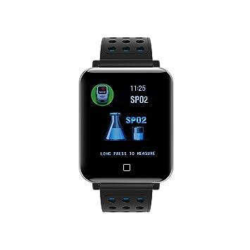 Montre Connectée Étanche IP67 Montre Intelligente Bluetooth 1,3 pouce TFT Écran Tactile Moniteur fréquence