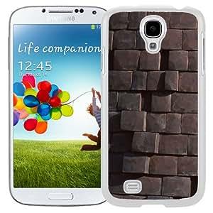Bricks In The Wall (2) Hard Plastic Samsung Galaxy S4 I9500 Protective Phone Case
