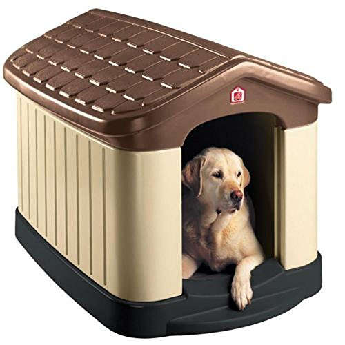 Cool Pet Zone 32 in. x 45 in. x 32.5 in. Tuff-n-Rugged Dog House (Dog House N-rugged Tuff)