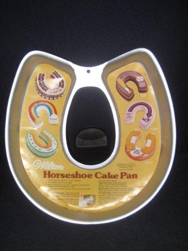 Wilton 1972 Horseshoe Pan 502-3258