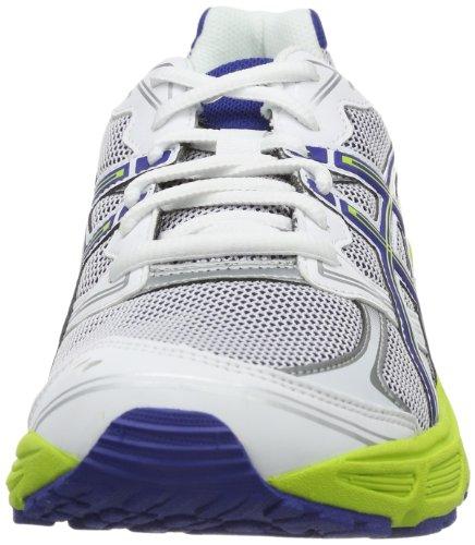 Asics Patriot 6 - Zapatillas de running para hombre Blanco / Azul / Verde