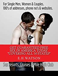 Get Guaranteed Free Sex In America Today: Covering All 50 States