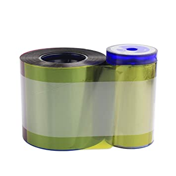 Cinta de Color YMCKT Compatible 534000-003 para impresoras de ...