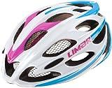Limar UL+ 14 M53-57 Helmet, White/Pink