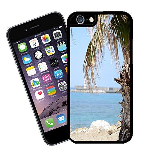 Spiaggia di Cipro - questa copertura si adatta Apple modello iPhone 6s (6s non plus) - di idee regalo di Eclipse