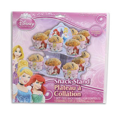 Disney Princess Cupcake Stand Foldable