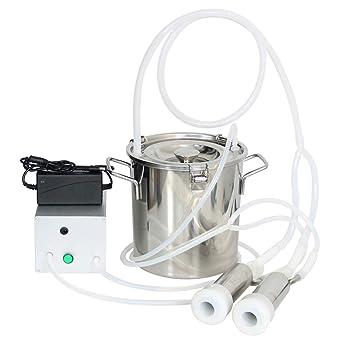 Amazon.com: Máquina eléctrica para cocer vacas de 6 litros ...