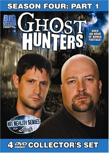 Ghost Hunters: Season 4, Part 1 by Big Vision