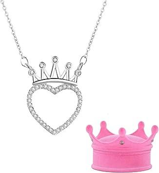 Mia E ME CATENA 16 pollici Collana Ciondolo Fata Principessa Regalo Festa Di Compleanno