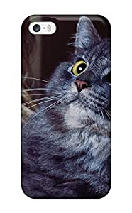 Alex D. Ulrich's Shop Lovers Gifts TashaEliseSawyer Cat Durable Iphone 5/5s Tpu Flexible Soft Case 5221267K55078373
