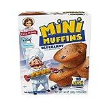 Little Debbie Blueberry Mini Muffins - 4 Pack