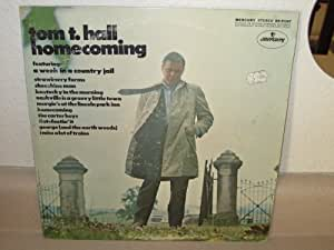 Tom T Hall Homecoming Amazon Com Music