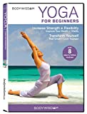 Yoga for Beginners DVD: 8 Yoga Video Routines for Beginners. Includes Gentle Yoga Workouts to Increase Strength & Flexibility: more info