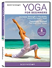 One of the most intelligent and insightful teachers around. - Yoga Journal  Excite, inspire and encourage your journey of healthy and balanced living. Product Description YOGA FOR BEGINNERS is the perfect way to be introduced to Yoga and it h...