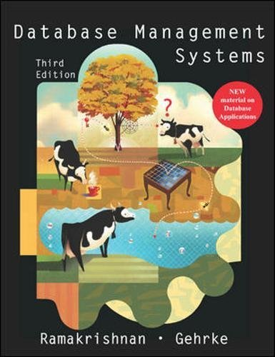 Database Management Systems 3th (third) edition