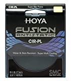 Hoya Super Slim Frame Multi-Coat​ed Fusion Antistatic CPL Cir-PL Filter 77mm